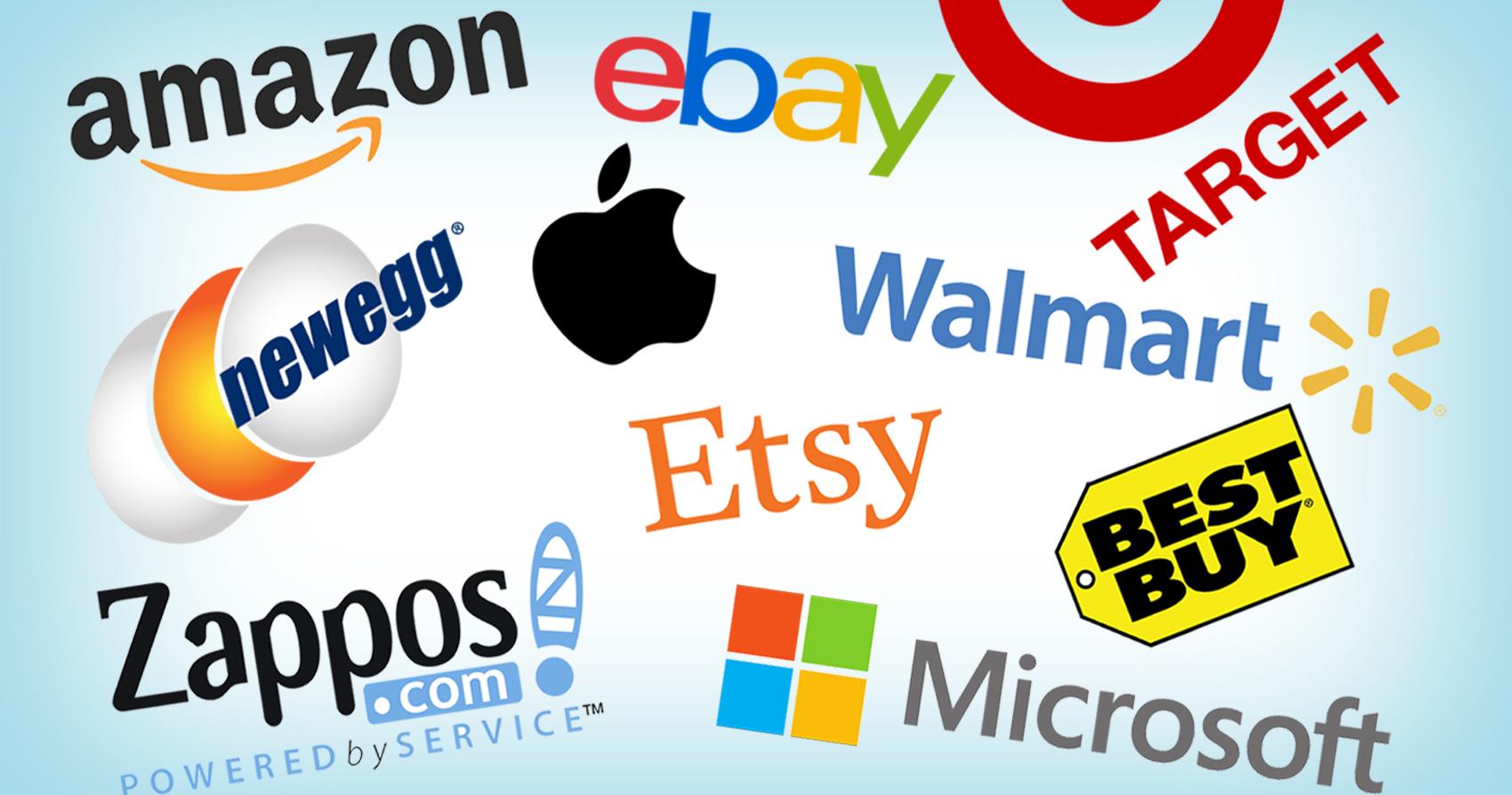 Las 10 mejores tiendas online en Estados Unidos. - Ecosbox